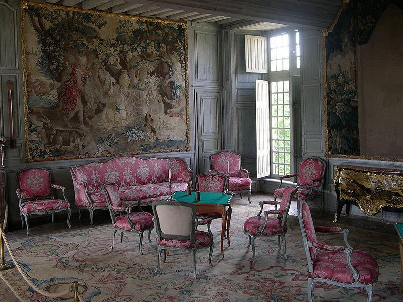 Styles de meubles volution des styles mobiliers en france - Les petit meubles de marie ...