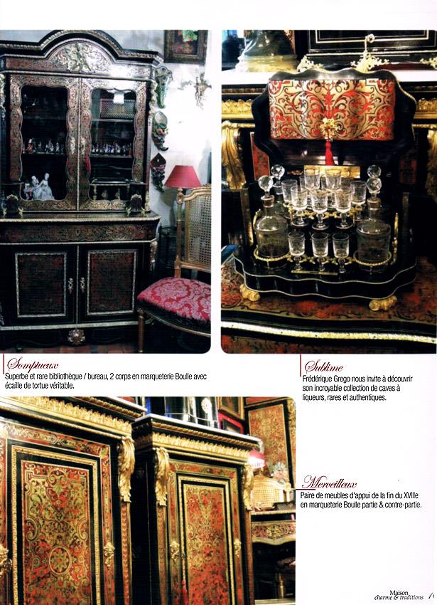 Magazine maison charme traditions et 2013 art et - Maisons charme et tradition ...