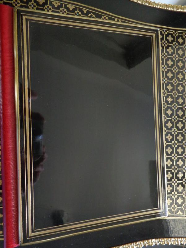 Porte documents en marqueterie boulle art et antiques for Meuble porte document