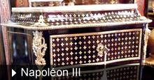 Meubles de style Napoléon III