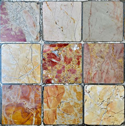 Camaïeu de marbres