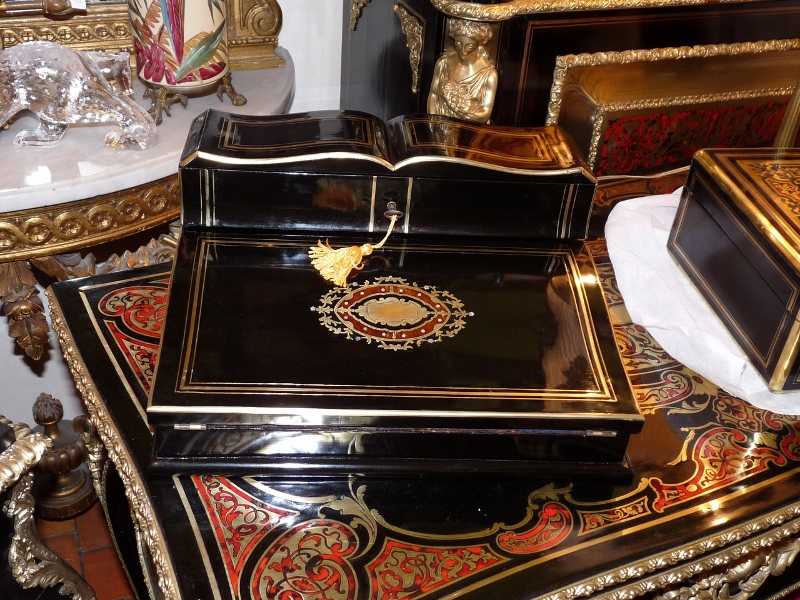 Bel écritoire Napoléon III